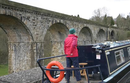 Whitchurch to aqueducts